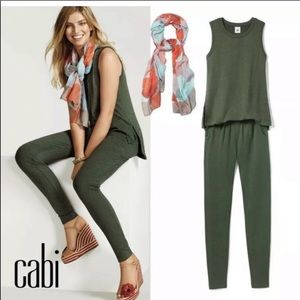 CAbi Simple Playsuit Jumpsuit